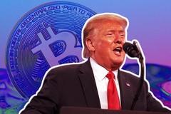 Ông Trump gọi tiền mã hóa là một thảm họa trước mắt