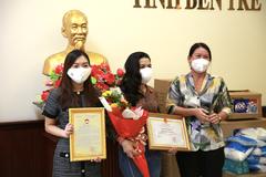 Quỹ từ thiện Kim Oanh tặng thuốc điều trị cho 5 vạn bệnh nhân Covid-19