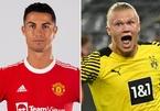 MU phấn khởi, Haaland muốn chơi bóng với Ronaldo ở Old Trafford