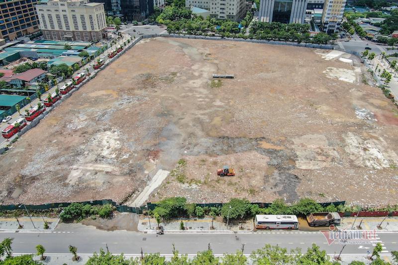 Lô đất 'kim cương' 4 mặt tiền xây Đại sứ quán Mỹ mới tại Hà Nội