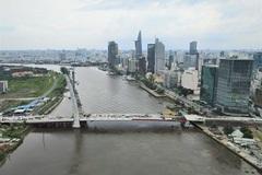 Cầu Thủ Thiêm 2 sẽ khánh thành vào dịp lễ 30/4/2022