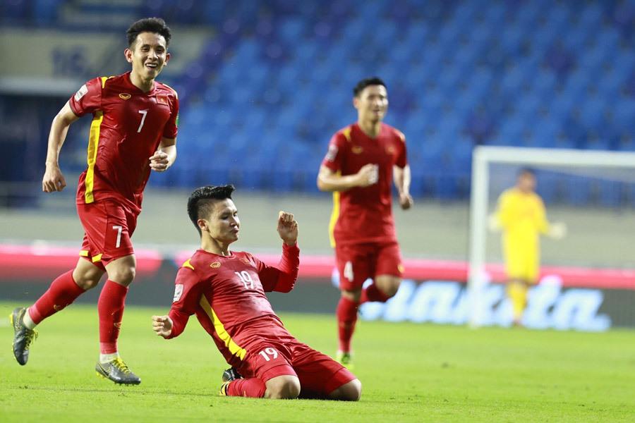 Đội hình Việt Nam đấu Saudi Arabia: Gọi tên Quang Hải