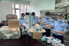 Thu giữ 400.000 sản phẩm, thiết bị y tế chống dịch vi phạm