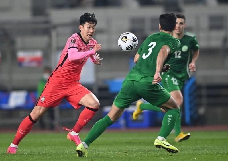 Trực tiếp Hàn Quốc vs Iraq: Chờ Son Heung-min tỏa sáng