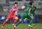 Lịch thi đấu vòng loại thứ 3 World Cup 2022 khu vực châu Á - Bảng A