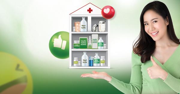 'Tủ thuốc' cần phòng sẵn của người bệnh viêm xoang