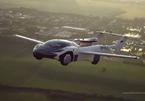 Ô tô bay hoàn thành chuyến bay thử nghiệm kéo dài 35 phút
