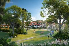 Sun Group ra mắt dự án 'ngôi làng nhiệt đới' ở  Nam Phú Quốc