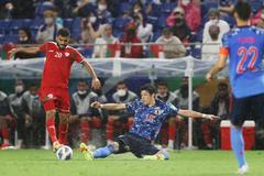 Nhật Bản thua sốc Oman ở vòng loại World Cup 2022