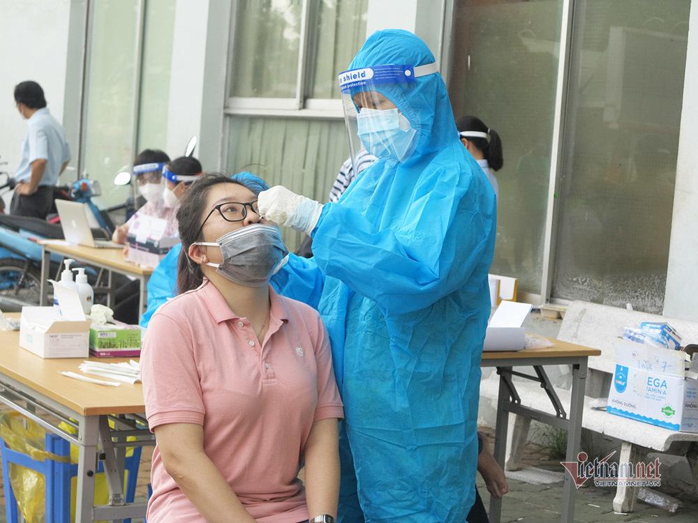 Kế hoạch lấy mẫu xét nghiệm nCoV của TP.HCM đến ngày 30/9