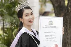 Trưởng BTC Hoa hậu Việt Nam cấm á hậu Phương Anh lấy chồng vì lý do này