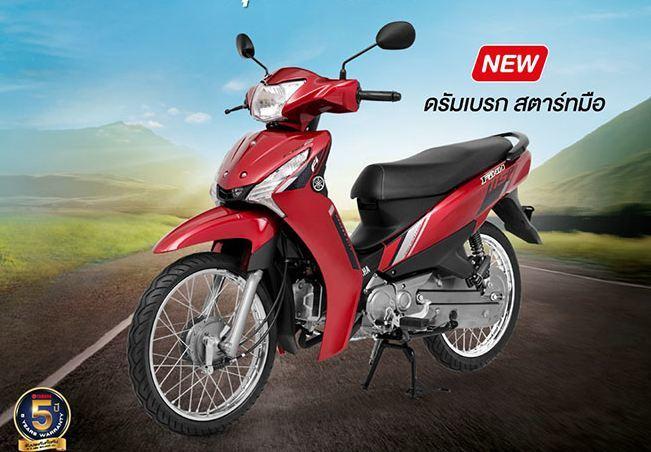 Loạt xe số bình dân giá rẻ vừa ra mắt thị trường Đông Nam Á