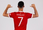 MU xác nhận Ronaldo mặc áo số 7, nhưng buộc phải cách ly