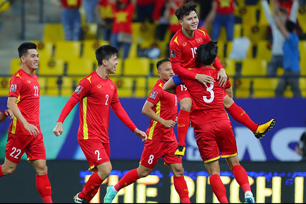 Báo Thái ấn tượng với màn trình diễn của tuyển Việt Nam