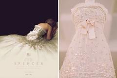 Váy Chanel mất 1054 giờ hoàn thành trong phim về công nương Diana