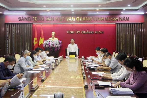 Quảng Ninh đẩy mạnh chống dịch Covid-19 trong tình hình mới