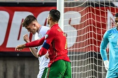Từ khóa 'Ronaldo' tăng hạng sau trận đấu với Ireland