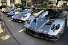 Quỹ công cộng Saudi Arabia đầu tư vào hãng siêu xe Pagani