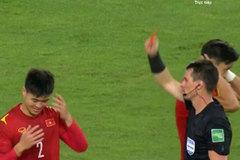 """Bạn bè quốc tế bênh vực Duy Mạnh: """"Quyết định của trọng tài như trò đùa, phá hỏng cả trận đấu"""""""
