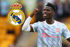 Real thuyết phục Pogba, Arsenal mua Isak
