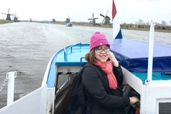 Student who wants to 'save' the Mekong Delta wins scholarship in Europe