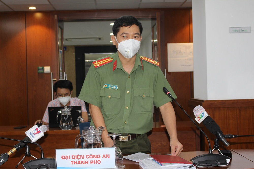 Công an TP.HCM khẳng định có chuyện 'bom' hàng đi chợ hộ