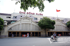 Hanoi after nearly two months of social distancing