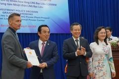 Phê duyệt đánh giá tác động môi trường Dự án Nhà máy Điện khí lỏng LNG Bạc Liêu