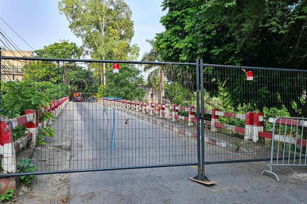 Hà Nội rào đường ở 30 điểm cầu