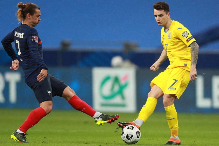 Nhận định Ukraine vs Pháp: Giải cứu 'gà trống'