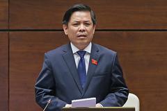 Bộ trưởng Nguyễn Văn Thể gửi thư chúc mừng ngày truyền thống ngành GTVT