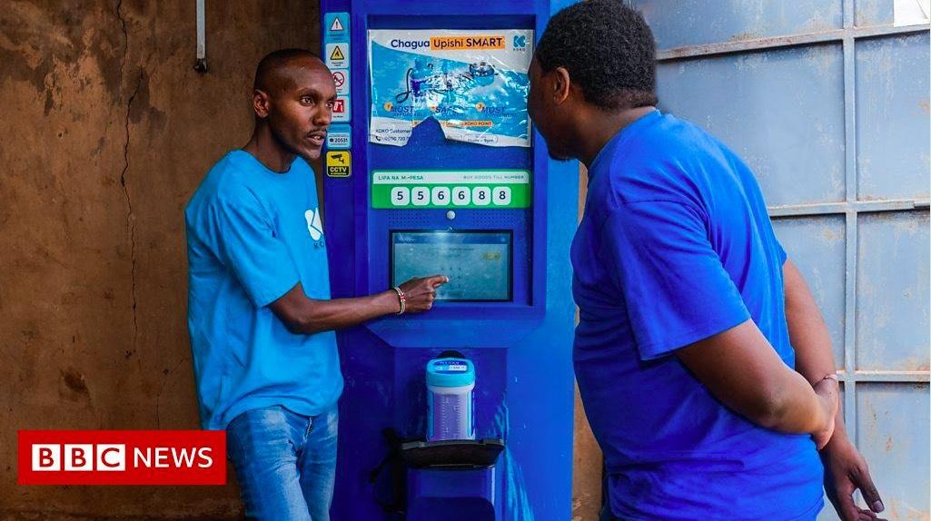 Cây ATM cung cấp nhiên liệu sạch, không nhả tiền