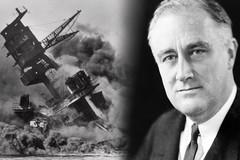 Franklin Roosevelt và bài diễn văn 'vực dậy' nước Mỹ sau cú sốc Trân Châu Cảng