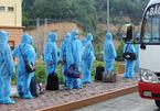 Bắc Giang đón 618 công dân ở TP.HCM về quê bằng máy bay