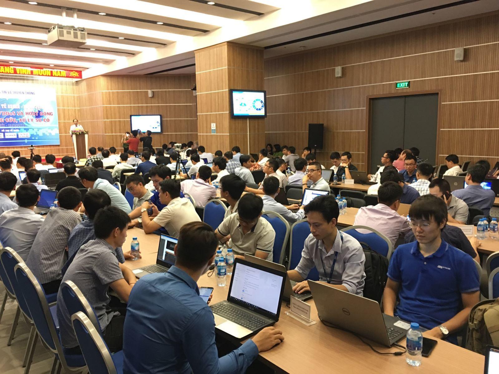 ASEAN hướng tới một không gian mạng tự cường