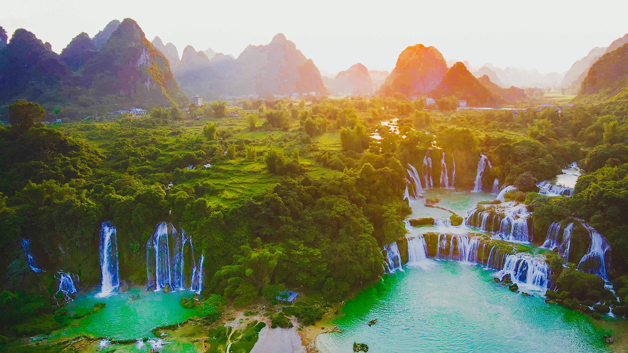 Cảnh sắc hữu tình của 'tỉnh xanh' duy nhất vắng bóng Covid-19 tại Việt Nam