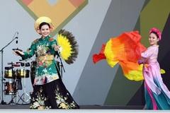 Singer Luong Nguyet Anh won third award at the Army Games 2021