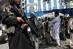 Taliban gặp kháng cự ác liệt, tướng Mỹ cảnh báo nội chiến ở Afghanistan