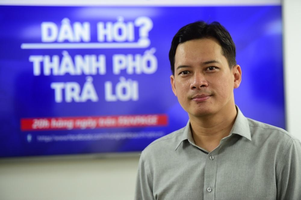 Ông Lê Quang Tự Do: Chủ động cung cấp thông tin ở ngay mảnh đất tin giả phát sinh