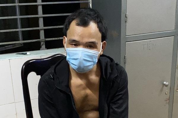 Gã trai tông chốt kiểm soát dịch, đánh công an ở Đà Nẵng