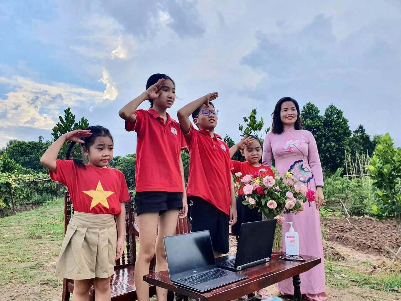 Lễ khai giảng 'chưa từng có', học sinh cả nước bắt đầu năm học đặc biệt