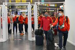 Tuyển futsal Việt Nam đổ bộ Lithuania, sẵn sàng cho World Cup