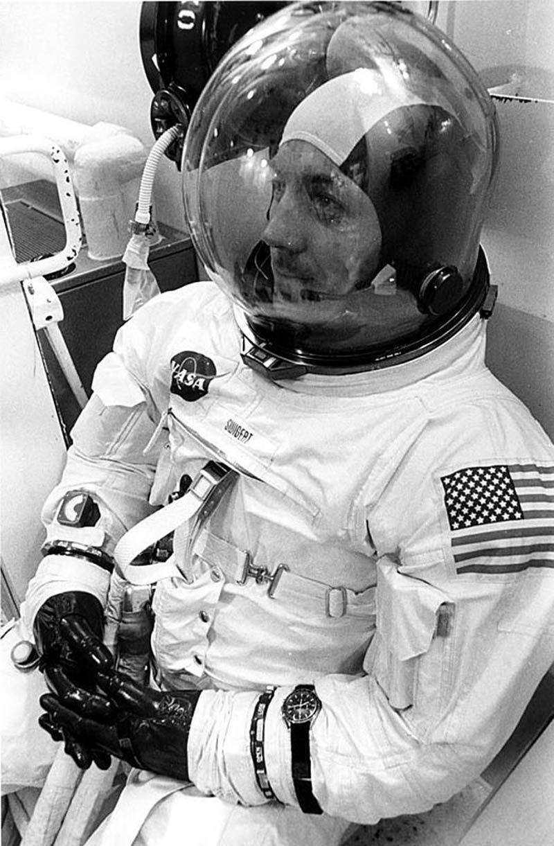 Cuộc đua đồng hồ vũ trụ Liên Xô - Mỹ và chiến thắng của... Thuỵ Sĩ