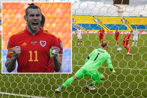 Bale lập hat-trick, Xứ Wales thắng nghẹt thở phút chót