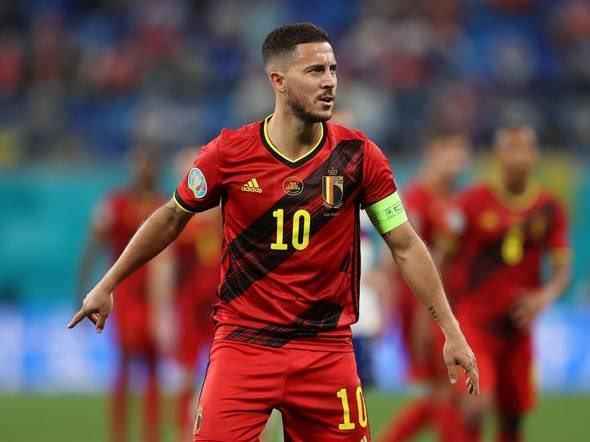 Lukaku, Hazard giúp Bỉ đè bẹp CH Séc