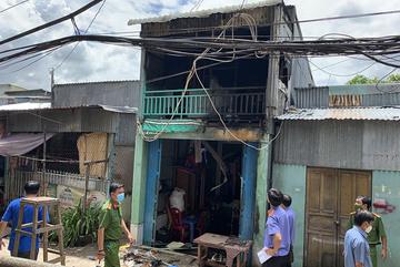 Truy bắt kẻ khóa cửa, phóng hỏa đốt nhà định giết cả gia đình 3 người