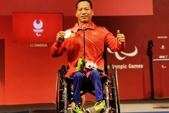 Vietnam's Tokyo 2020 Paralympics quest ends with a silver medal
