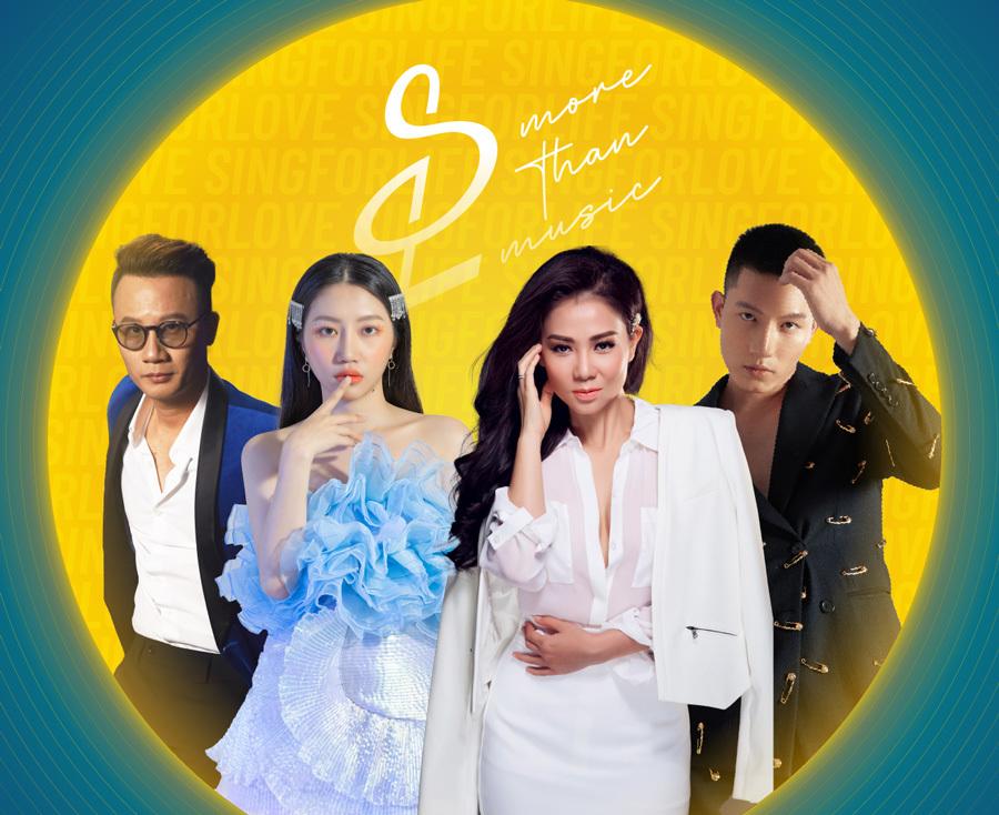 Ca sĩ Anh Tú, Thu Minh hát gây quỹ cho người lao động ảnh hưởng bởi Covid-19