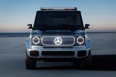 Mercedes-Benz G-Class bản chạy điện trông sẽ như thế nào?