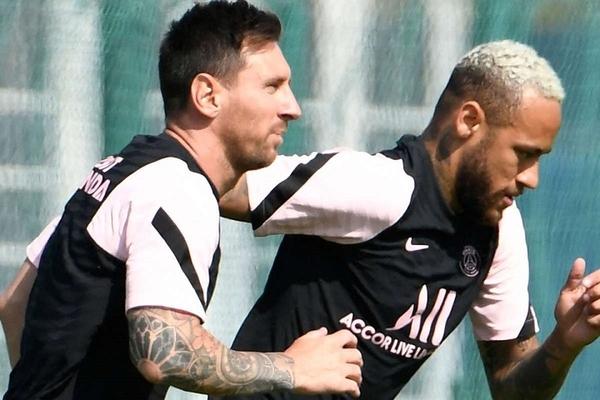 Messi vắng mặt, Donnarumma chiếm chỗ Keylor Navas ở PSG